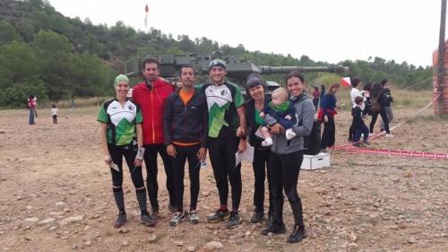 2015 Orientacion I Trofeo Lusitania Marines